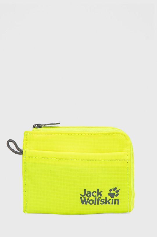 jasny żółty Jack Wolfskin - Portfel Unisex