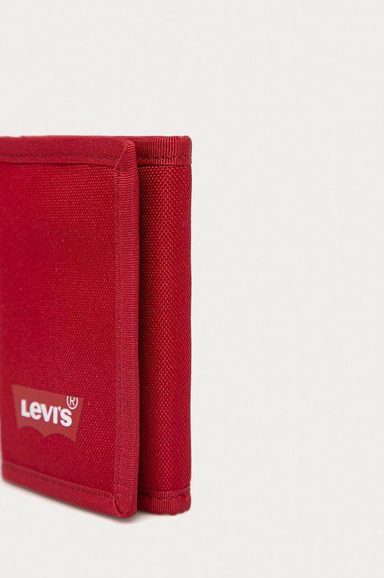 Levi's - Peněženka červená