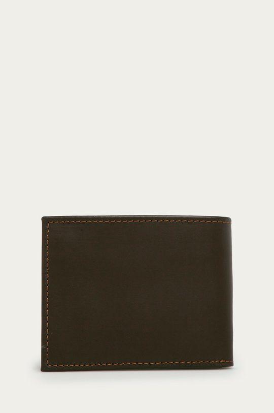 Levi's - Kožená peňaženka  100% Prírodná koža