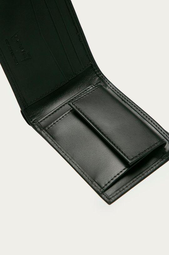 negru Levi's - Portofel de piele