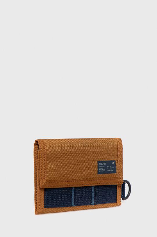 4F - Peňaženka  100% Polyester