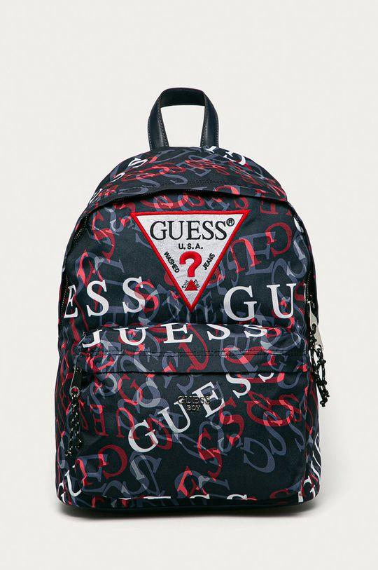 granatowy Guess - Plecak dziecięcy Chłopięcy