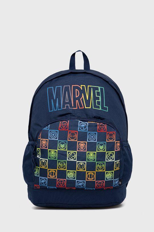 granatowy GAP - Plecak dziecięcy x Marvel Chłopięcy