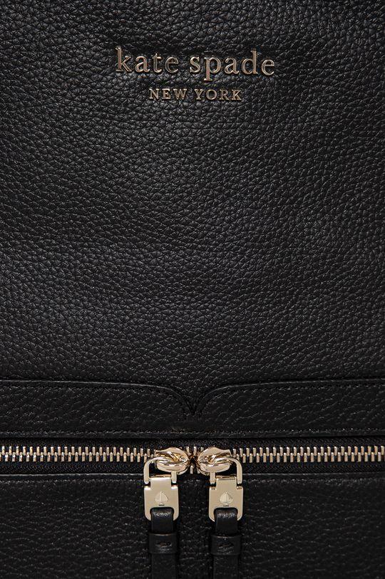 čierna Kate Spade - Kožený ruksak