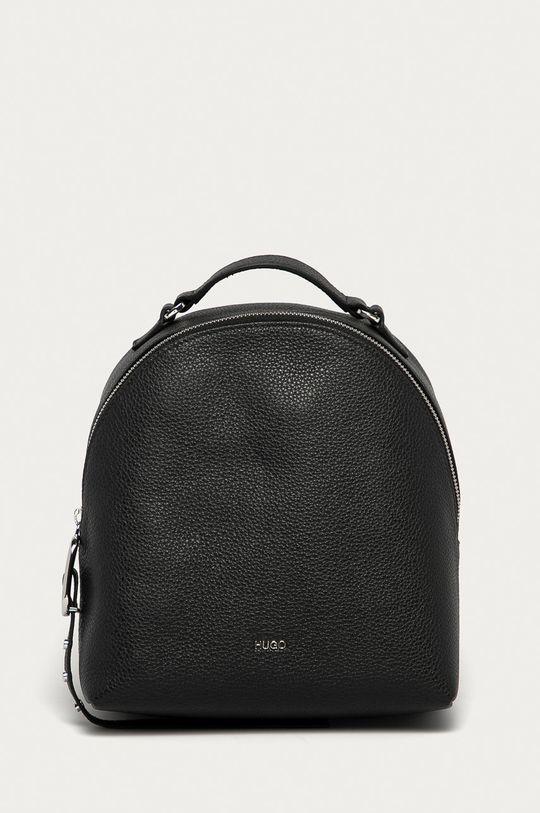 černá Hugo - Kožený batoh Dámský