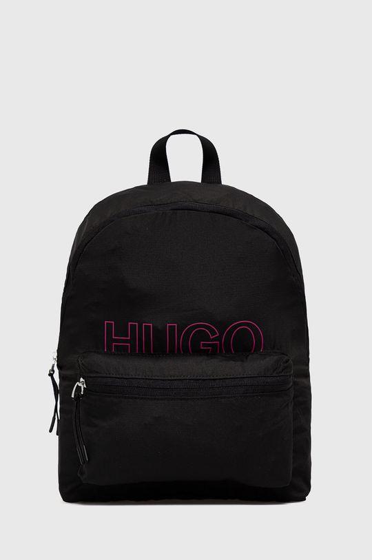 czarny Hugo - Plecak Damski