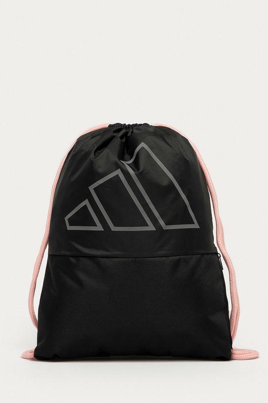 czarny adidas Performance - Plecak Damski
