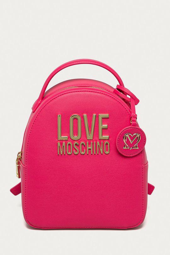 ostrá růžová Love Moschino - Batoh Dámský