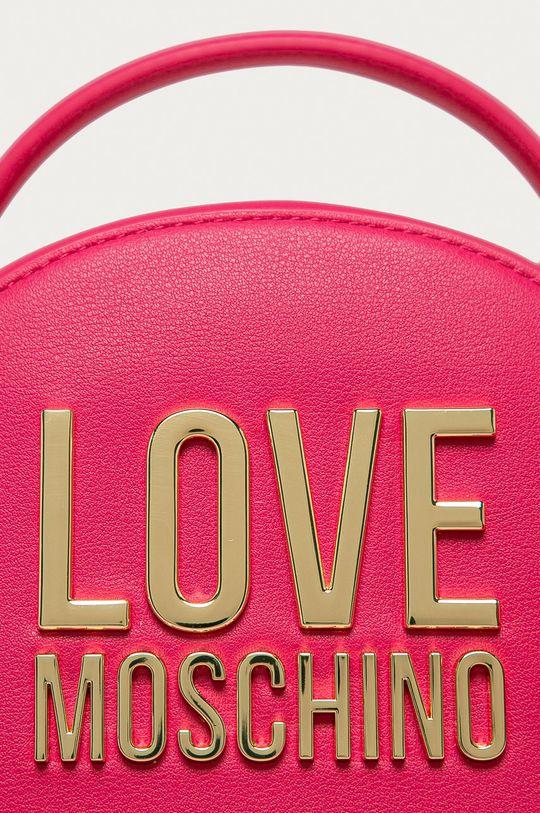 Love Moschino - Batoh ostrá růžová