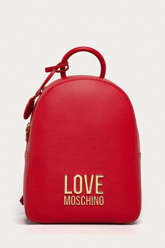 červená Love Moschino - Batoh Dámský
