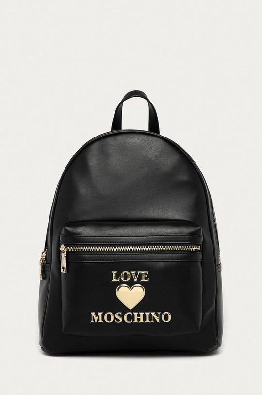 černá Love Moschino - Batoh Dámský