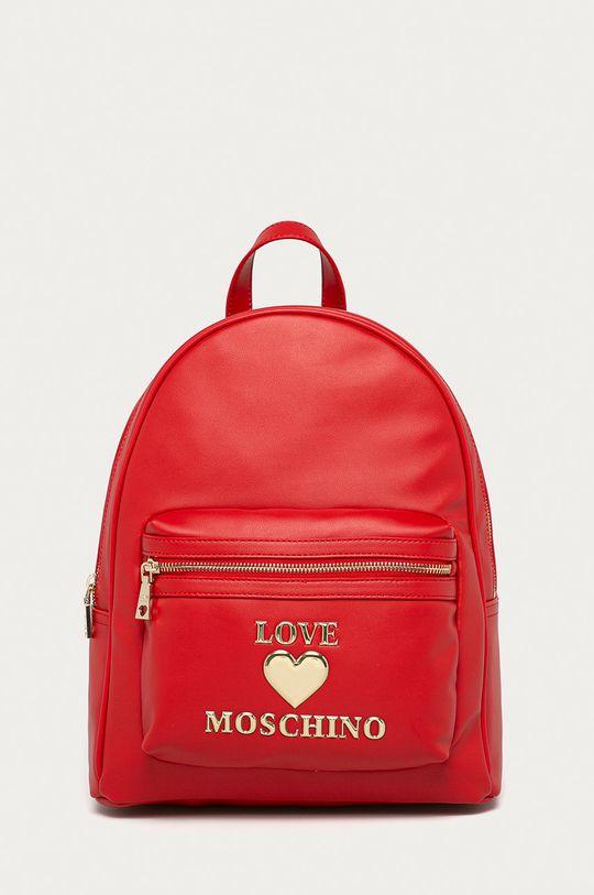 červená Love Moschino - Ruksak Dámsky