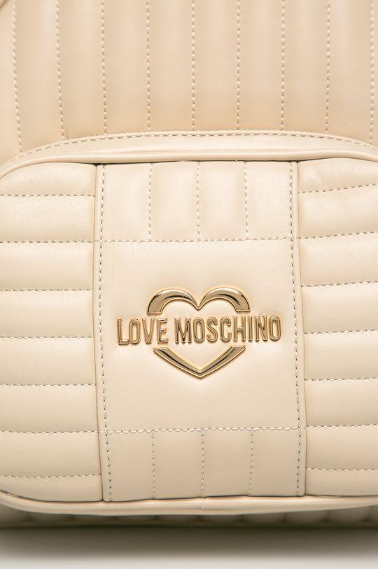 Love Moschino - Rucsac crem