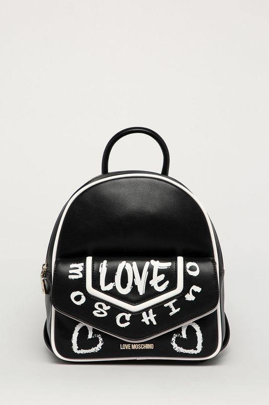 negru Love Moschino - Rucsac De femei