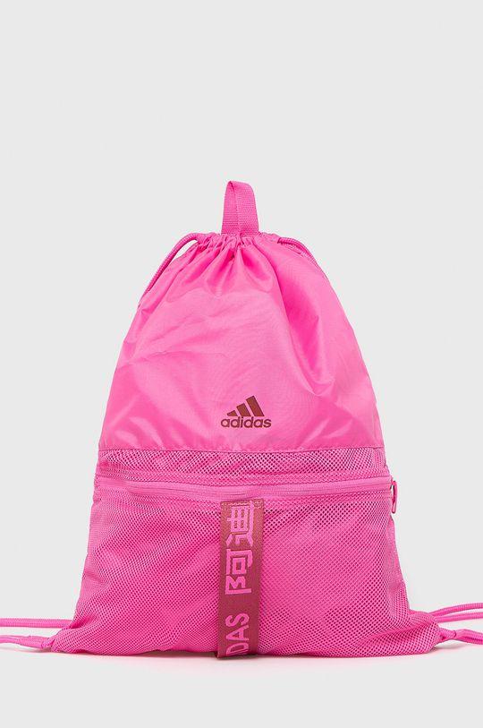 różowy adidas Performance - Plecak Damski
