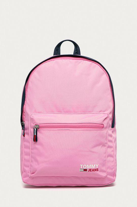 różowy Tommy Jeans - Plecak Damski