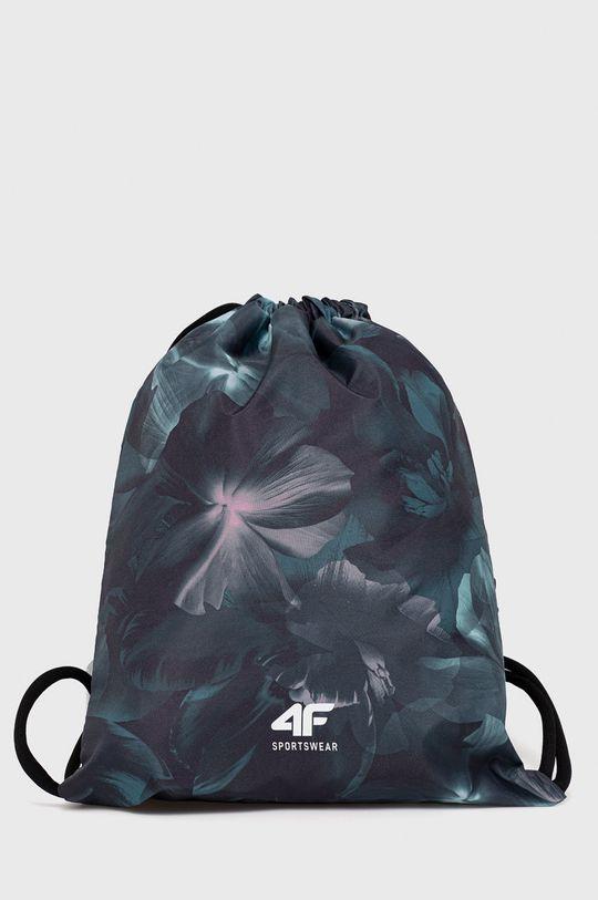 brązowa zieleń 4F - Plecak Damski