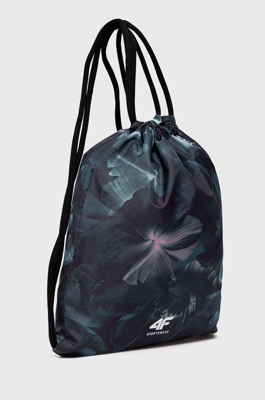 4F - Plecak brązowa zieleń
