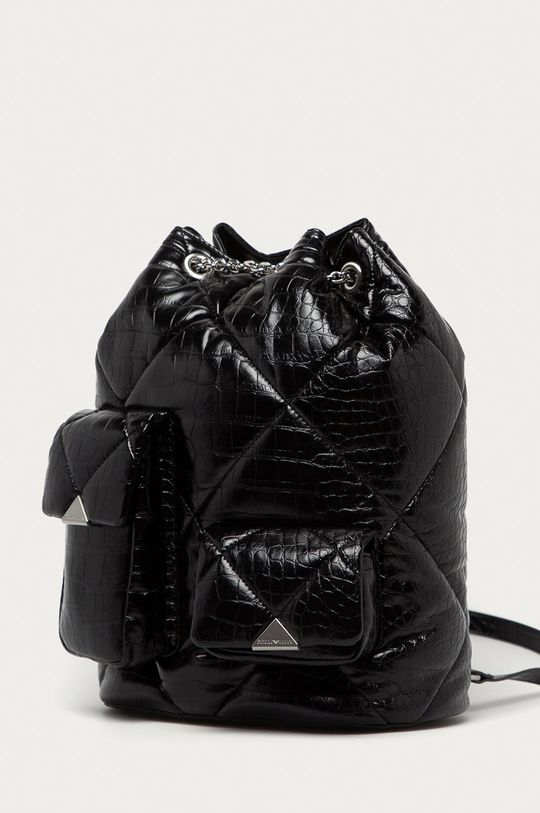 Emporio Armani - Plecak czarny