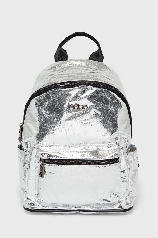 srebrny Nobo - Plecak Damski