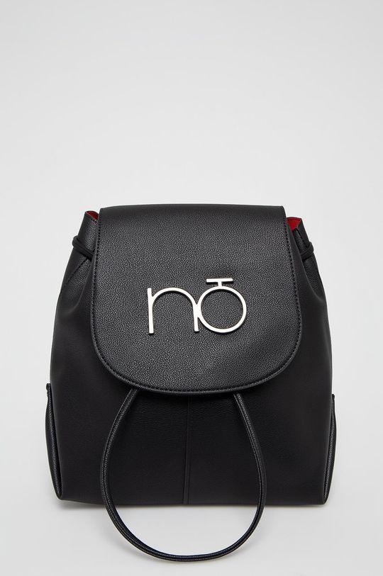 czarny Nobo - Plecak Damski