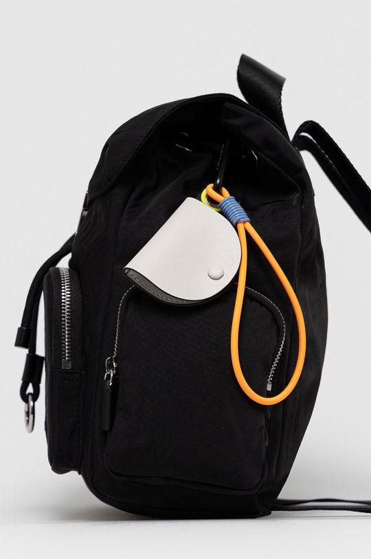 BIMBA Y LOLA - Plecak Podszewka: 99 % Poliester, 1 % Poliuretan, Materiał zasadniczy: 85 % Poliamid, 10 % Poliester, 5 % Skóra naturalna