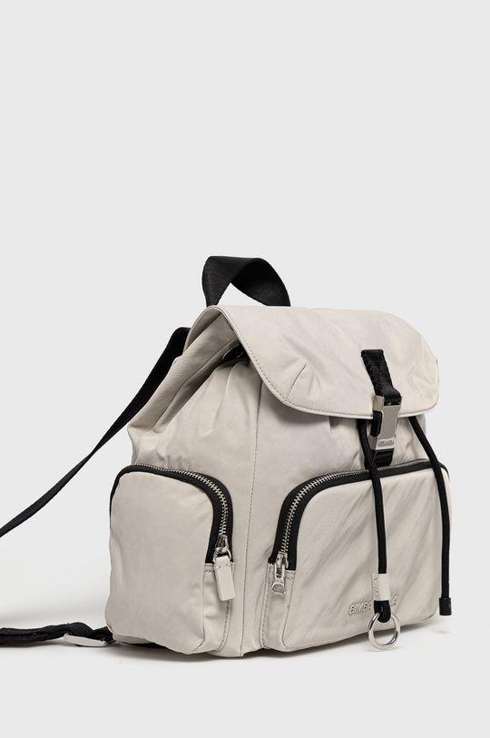 BIMBA Y LOLA - Plecak Podszewka: 1 % Poliuretan, 99 % Poliester, Materiał zasadniczy: 10 % Poliester, 85 % Poliamid, 5 % Skóra bydlęca
