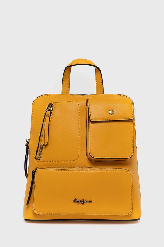 żółty Pepe Jeans - Plecak Zoe Damski