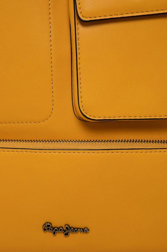 Pepe Jeans - Plecak Zoe żółty