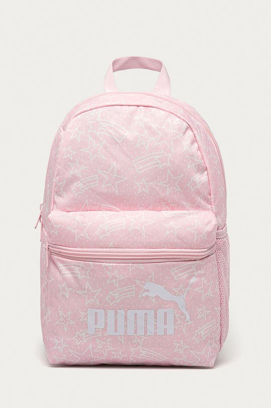 różowy Puma - Plecak Dziewczęcy