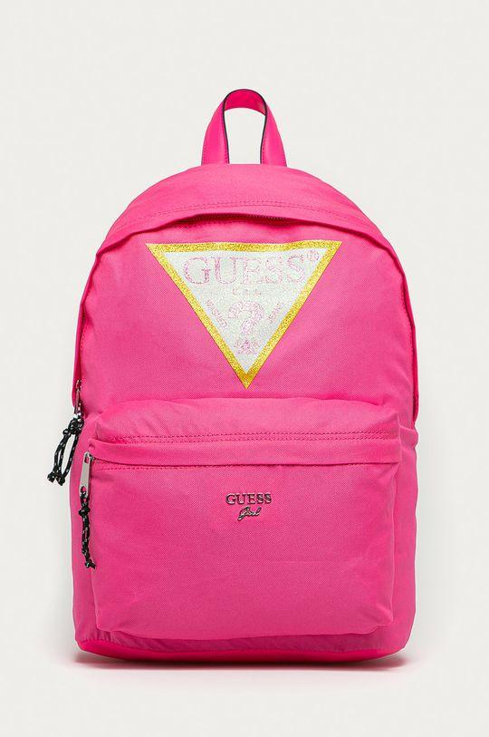 różowy Guess - Plecak dziecięcy Dziewczęcy