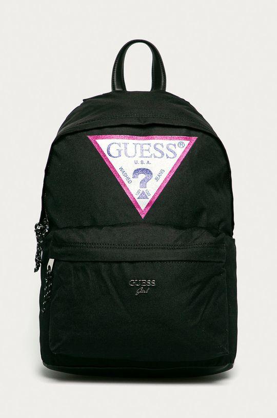 czarny Guess - Plecak dziecięcy Dziewczęcy