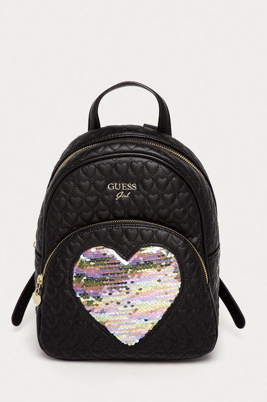 čierna Guess - Detský ruksak Dievčenský