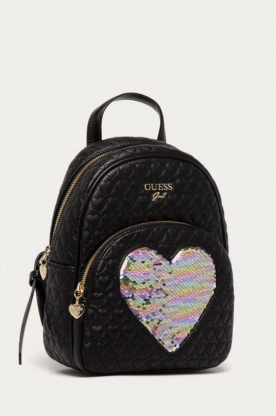 Guess - Detský ruksak čierna