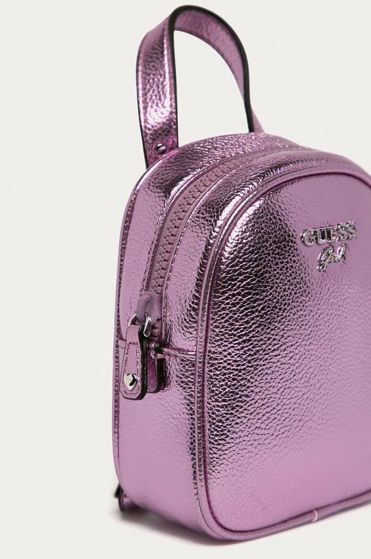 Guess - Detský ruksak ružovo-červená