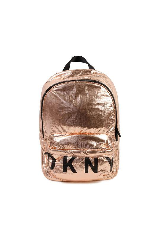 pastelowy różowy Dkny - Plecak dziecięcy Dziewczęcy