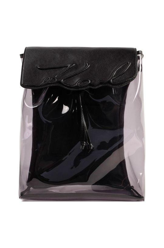 Karl Lagerfeld - Plecak dziecięcy czarny