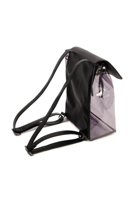 Karl Lagerfeld - Plecak dziecięcy Materiał 1: 100 % Poliuretan, Materiał 2: 53 % Poliester, 47 % Wiskoza