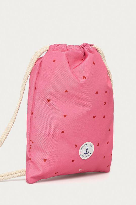 Femi Stories - Plecak dziecięcy Maile różowy