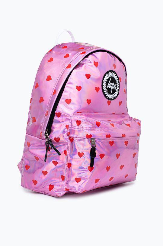 Hype - Plecak dziecięcy RED HEARTS różowy