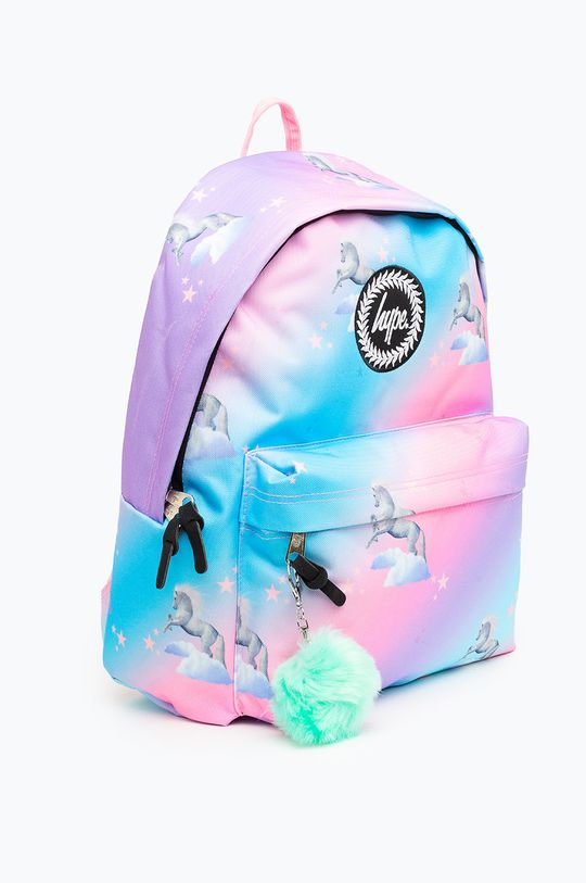 Hype - Plecak dziecięcy UNICORN FADE multicolor