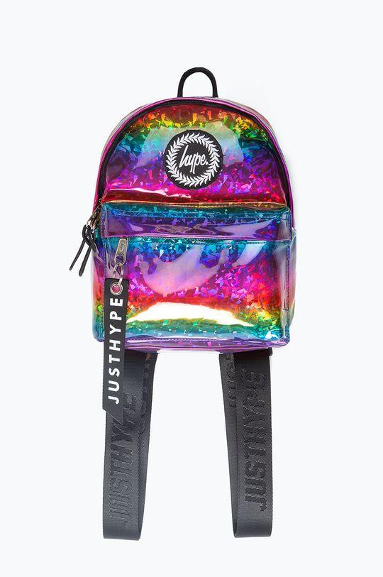 multicolor Hype - Plecak dziecięcy RAINBOW GLITTER Dziewczęcy
