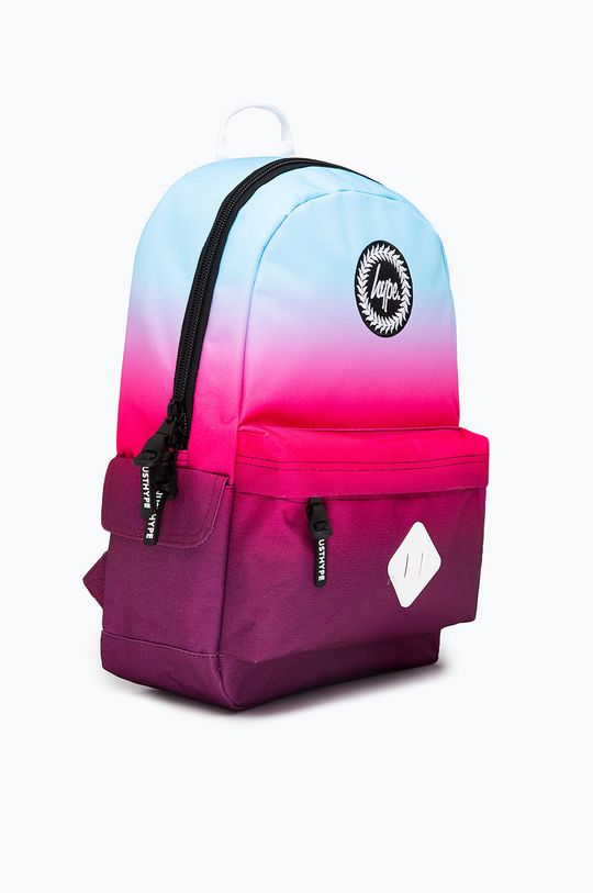 Hype - Plecak dziecięcy RASPBERRY FADE multicolor