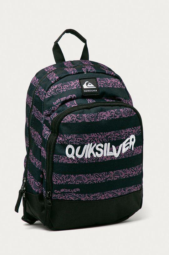 Quiksilver - Plecak dziecięcy purpurowy