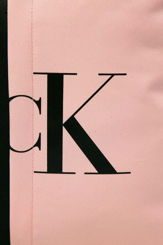 Calvin Klein Jeans - Ruksak ružová