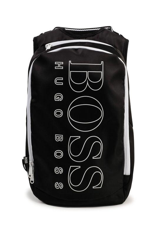 czarny Boss - Plecak dziecięcy Dziecięcy