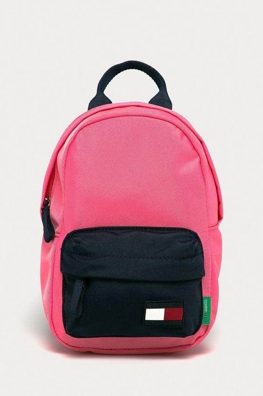 růžová Tommy Hilfiger - Dětský batoh Dětský