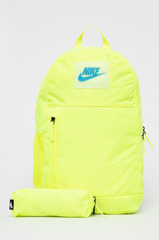 žlto-zelená Nike Kids - Detský ruksak Detský
