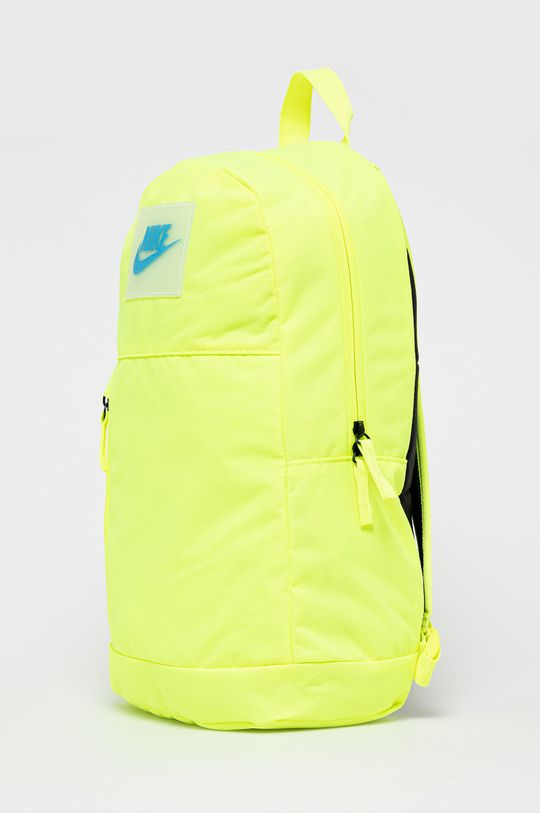 Nike Kids - Detský ruksak žlto-zelená