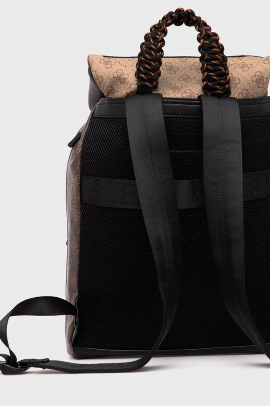 brązowy Guess - Plecak HMSA4G.P1205